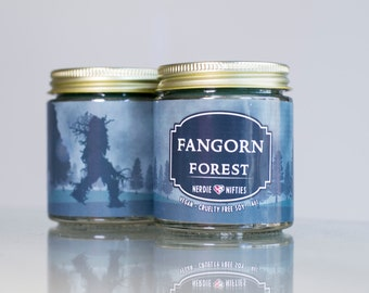 Fangorn Forest-- Soy Candle (4 oz.)