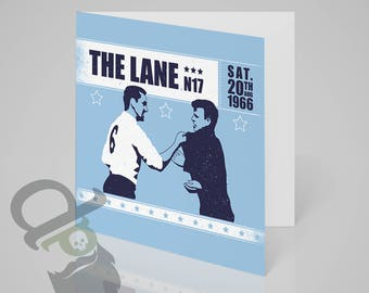 Dave & Billy - Iconic encounter between Dave Mackay and Billy Bremner - Tottenham