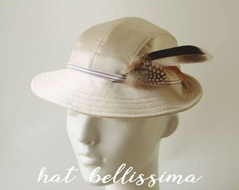 SALE  1930's   Vintage Style hat winter Hats hatbellissima ladies hats millinery hats