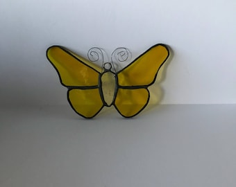 Stained Glass Butterfly - small
