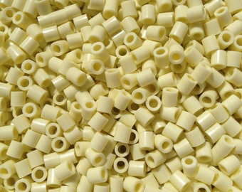 Perler Beads for Sale - Creme (002)