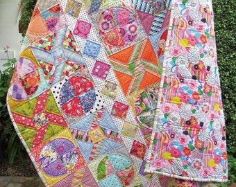 th Noughts & Crosses quilt pattern
