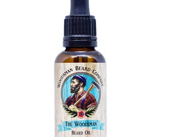 Beard Oil 30ml (The Woodsman Scent)