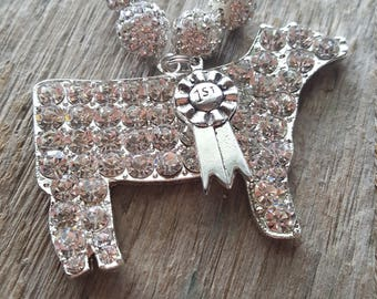 Cattle Showing Necklace - 4H - FFA- Livestock