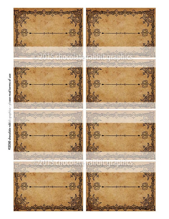 blank apothecary labels tn47 advancedmassagebysara