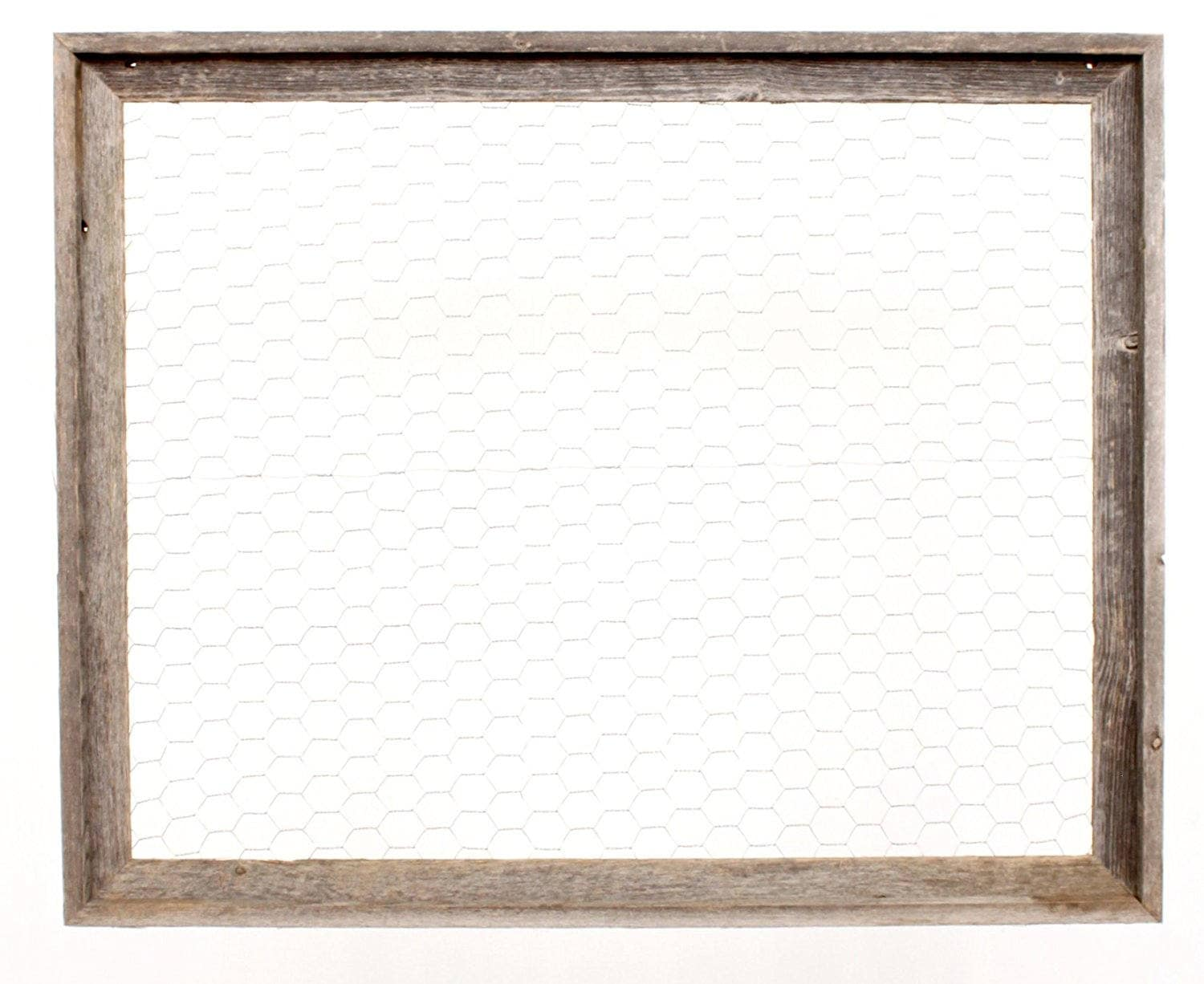 BarnwoodUSA Chicken Wire Photo or Message Board 10 Clothes
