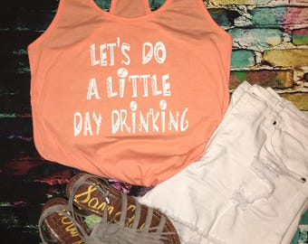 Who doesn't love a little day drinking!?