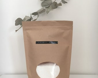 Laundry Powder // Peppermint, Lemon & Eucalyptus // 600g