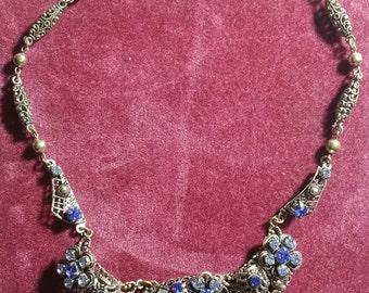 Vintage Western Germany Necklace.