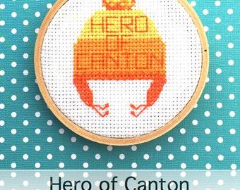 Hero of Canton - Cross-Stitch Kit