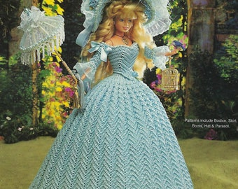 The Antebellum Collection Annies Calendar Bed Doll Miss