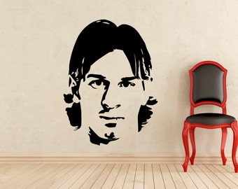 sergio ramos mur vinyle autocollant real madrid football. Black Bedroom Furniture Sets. Home Design Ideas