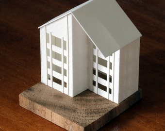 House - paper model
