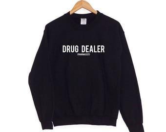 Drug Dealer Pharma   SWEATER / SWEATSHIRT / JUMPER