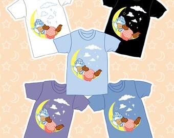 Moon Dreamer T-shirt!
