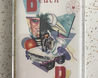 Vintage sealed Beach Boys Made in USA cassette tape 1986 New