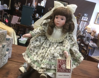Dynasty Doll, Anna Collection, Cayala with Rocking Chair.
