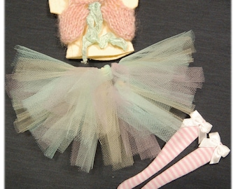 Blythe outfit set/Azone body and 1/6 bjd dolls