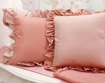 Antique Rose for Pillow set