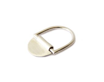 Solar Collection - Ring - sterling silver contemporary jewelry abstract urban geometric minimal line stackable movement articulation