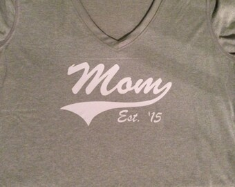 Custom Mom T-shirt