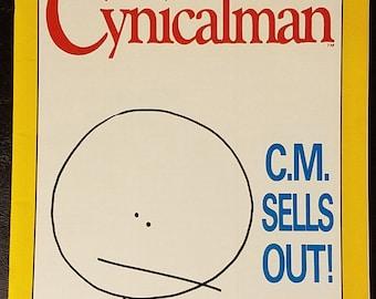The Amazing Cynicalman #1 (1987) Comic Book