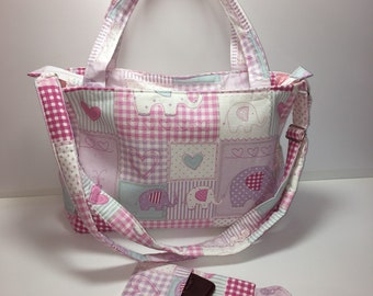 Baby Bag and Matching Phone/Wallet