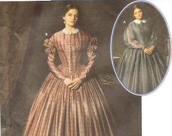 Simplicity 4400 Misses' Civil War Costume Pattern