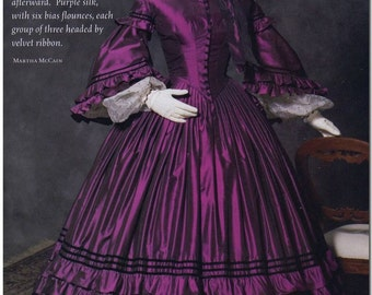 Civil War Gone with the Wind Gown
