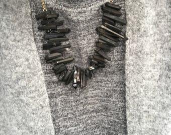 Titanium Quartz Mystic Necklace