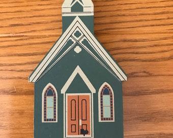 The Cat's Meow Village All Saints Chapel