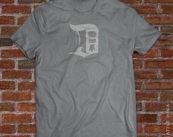 """Capoeira """"D"""" Detroit Capoeira T-Shirt /Made In Detroit T-shirt/ Brazil"""