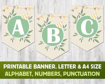 printable letters for banners bumblebee birthday banner bumble bee banner alphabet 24072 | il 340x270.1301542851 chba