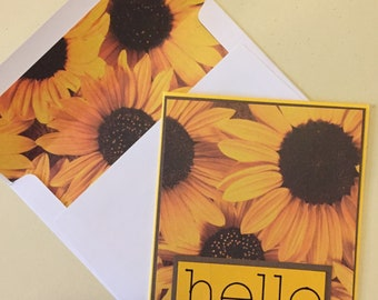Black Eyed Susan Greeting Cards-Note Cards