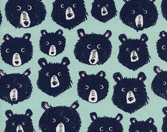 bear crib bedding, bear changing pad cover, bear crib sheet, boy baby bedding, boy toddler bedding, neutral mini crib, bear boppy cover