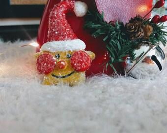 Grinnin' Glitter Christmas Star