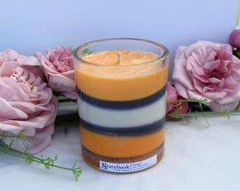 Stripes - Disney inspired Soy Candle