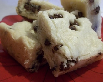 Chocolate Chip Shortbread  1  Dozen