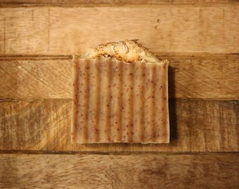 Oatmeal Brown Sugar & Cinnamon Loofah Soap