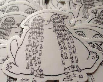 Catception Stickers
