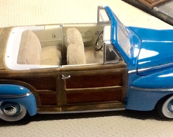 1946 Ford Sportsman super deluxe 1:18 scale