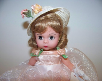 Southern Flower Girl Madame Alexander 8 in doll