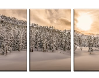 Rustic Home Decor,White,Yellowstone,Home,Wall Decor,Wall Art,Large Wall Art,White,Office Decor,Metal Art,Extra Large Art Canvas,Canvas Art