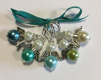 Little Angel Stitch Markers for Knitting or Crochet