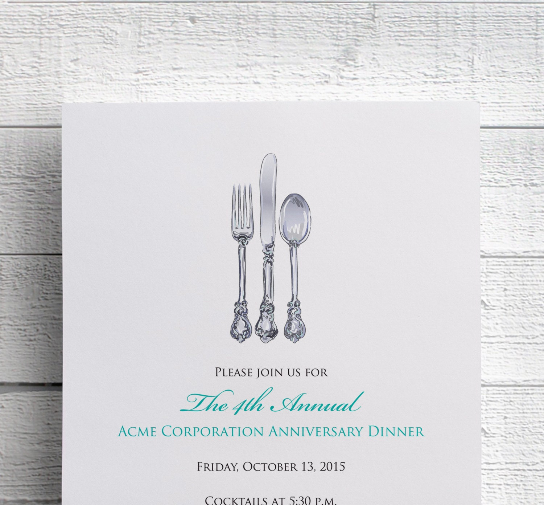 🔎zoom  Fundraiser Invitation Templates