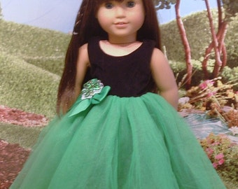 Happy St Patrick's Day for American Girl Dolls