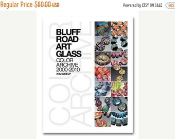 50% OFF Bluff Road Art Glass Color Archive, Lampwork E-book, Kim Neely