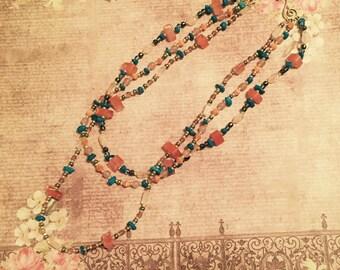 To Foster Love Quartz Necklace