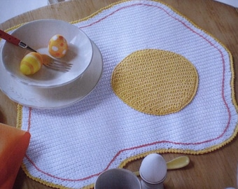 Easter Placemat  - EGG -