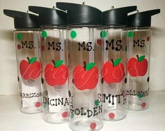 Valentines Day Water Bottle Bridesmaid Gift Children